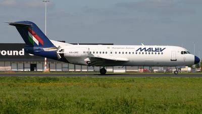 HA-LMC - Fokker 70 - Malév Hungarian Airlines