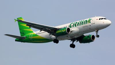 PK-GLA - Airbus A320-232 - Citilink