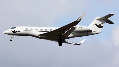 LX-MOW - Gulfstream G650 - Private