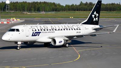 A picture of SPLDK - Embraer E170STD - LOT - © Christoffer Hansen