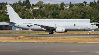 N318DS - Boeing P-8A Poseidon - United States - US Navy (USN)