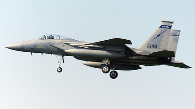 86-0148 - McDonnell Douglas F-15C Eagle - United States - US Air Force (USAF)