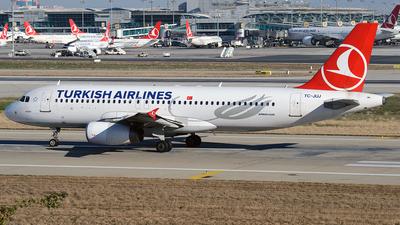 A picture of TCJUJ - Airbus A320232 - [2522] - © Edward Leung - AHKGAP