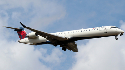 A picture of N302PQ - Mitsubishi CRJ900LR - Delta Air Lines - © BRYANT King of Ice
