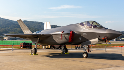 19-007 - Lockheed Martin F-35A Lightning II - South Korea - Air Force