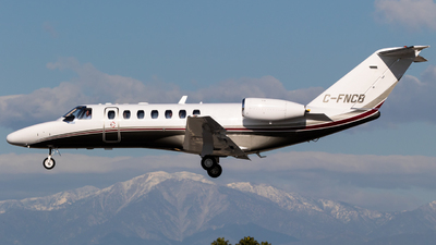 C-FNCB - Cessna 525B CitationJet 3 - Private
