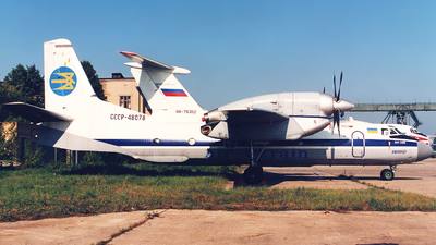 CCCP-48078 - Antonov An-32B - Air Ukraine