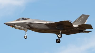 15-5193 - Lockheed Martin F-35A Lightning II - United States - US Air Force (USAF)