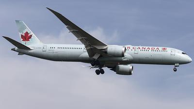 A picture of CFGHZ - Boeing 7879 Dreamliner - Air Canada - © Sam Randles