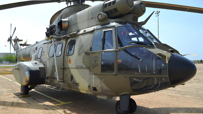 59195 - Eurocopter AS 532UC Cougar - Venezuela - Air Force