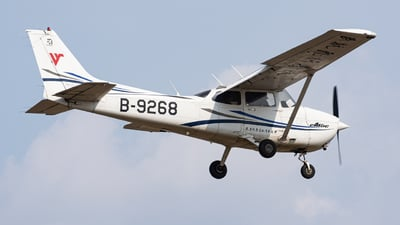 B-9268 - Cessna 172R Skyhawk - Civil Aviation Flight University of China