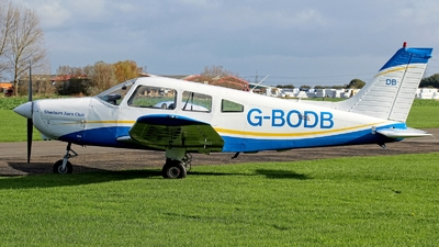 G-BODB - Piper PA-28-161 Warrior II - Sherburn Aero Club