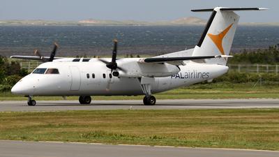 C-GPAU - Bombardier Dash 8-106 - PAL Airlines