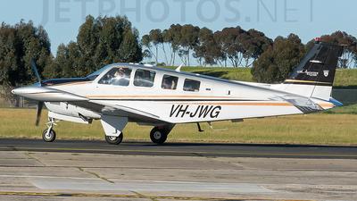 A picture of VHJWG - Beech G36 Bonanza - [E3700] - © James Pentland