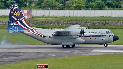 L8-10/35 - Lockheed C-130H Hercules - Thailand - Royal Thai Air Force