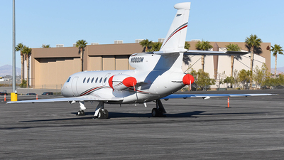 N980DM - Dassault Falcon 50 - Private