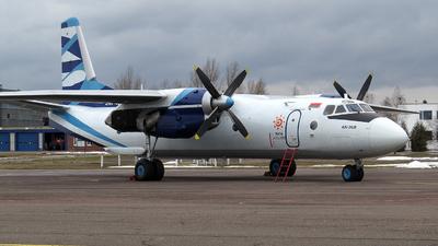 A picture of EW453TG - Antonov An26B - [10101] - © Aleksandr Aleksandrovich