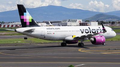 N530VL - Airbus A320-271N - Volaris