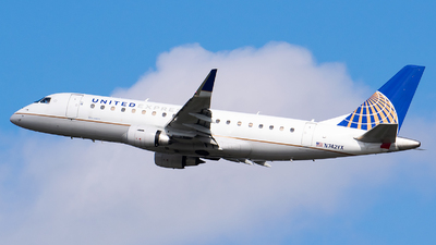 N742YX - Embraer 170-200LR - United Express (Republic Airlines)