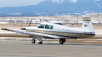 C-GYGN - Mooney M20F - Private