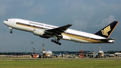 9V-SQC - Boeing 777-212(ER) - Singapore Airlines