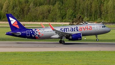 A picture of VPBOF - Airbus A320251N - Smartavia - © Sardor Durumov