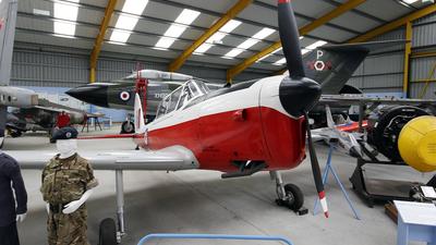 WB624 - De Havilland Canada DHC-1 Chipmunk - United Kingdom - Royal Air Force (RAF)