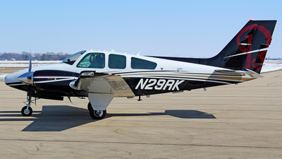 N29RK - Beechcraft 95-B55 Baron - Private