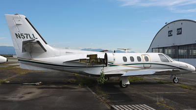 N57LL - Cessna 500 Citation - Private