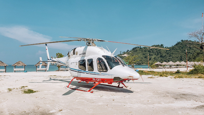 PK-CAY - Bell 429 Global Ranger - Indonesian Airlines