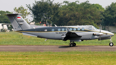U-6401 - Beechcraft B300 King Air 350i - Indonesia - Navy