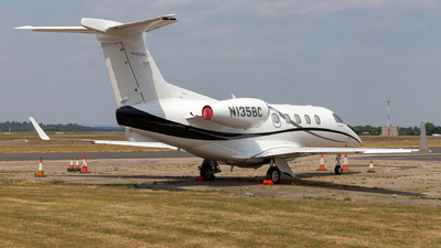 N135BC - Embraer 505 Phenom 300 - Private