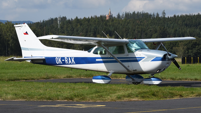 OK-RAK - Cessna 172S Skyhawk SP - Private