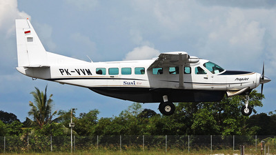 PK-VVM - Cessna 208B Grand Caravan - Susi Air