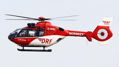 D-HDRL - Eurocopter EC 135P2 - DRF Luftrettung
