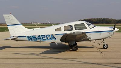 N542CA - Piper PA-28-161 Cherokee Warrior II - Carver Aero