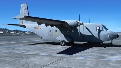 T.12B-18 - CASA C-212-100 Aviocar - Spain - Air Force