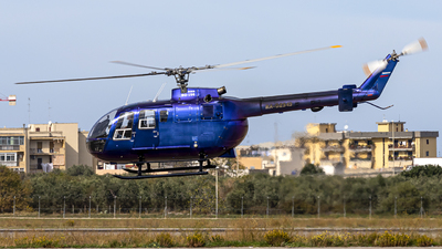 RA-02543 - MBB Bo105CBS-4 - Private