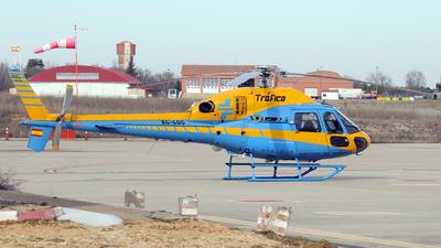 EC-LGC - Eurocopter AS 355NP Ecureuil 2 - Spain - Dirección General de Tráfico (DGT)