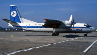 ER-46508 - Antonov An-24RV - Air Moldova