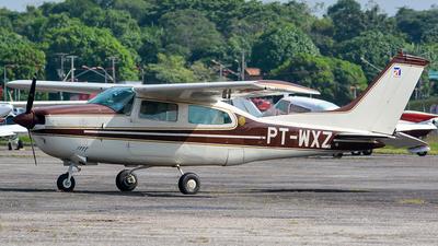 PT-WXZ - Cessna 210L Centurion II - Private