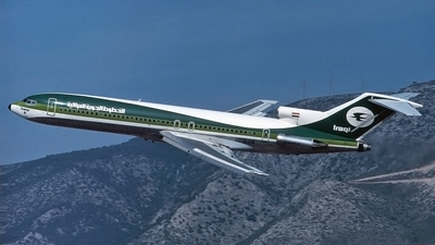 YI-AGR - Boeing 727-270(Adv) - Iraqi Airways