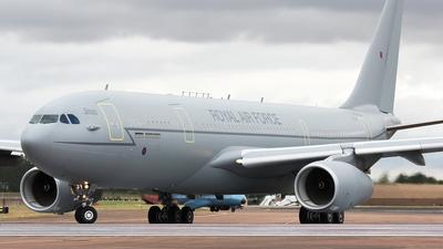 ZZ341 - Airbus A330-243 (MRTT) Voyager KC.2 - United Kingdom - Royal Air Force (RAF)