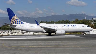N24202 - Boeing 737-824 - United Airlines
