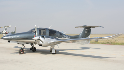 XA-DIA - Diamond Aircraft DA-62 - Diamond Aircraft Industries