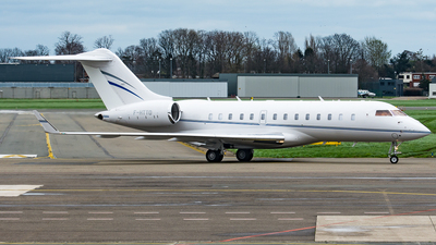 F-HTTO - Bombardier BD-700-1A11 Global 5000 - Private
