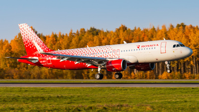 VQ-BSE - Airbus A320-214 - Rossiya Airlines
