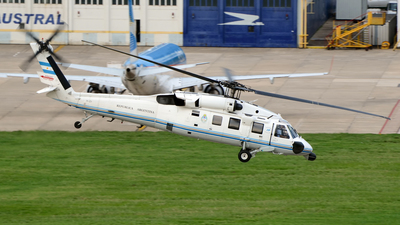 H-01 - Sikorsky S-70A-30 Blackhawk - Argentina - Air Force