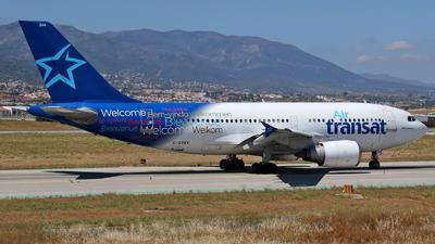 C-GTSY - Airbus A310-304 - Air Transat