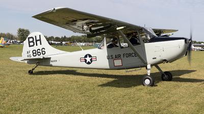 N60591 - Cessna 305F Bird Dog - Private